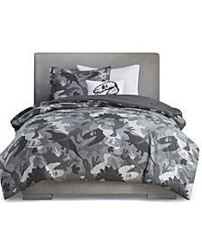 Dylan 3 Piece Twin Comforter Set