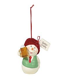 Snowpinions Gettin' Crafty Ornament