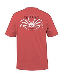 Mens King Crab Short Sleeve Tee
