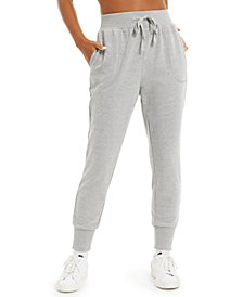 Danielle Bernstein French Terry Pants, Created for Macy's