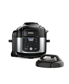 Foodi® 11-in-1 6.5-qt Pro Pressure Cooker + Air Fryer with Stainless finish, FD302