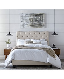 Marisol Queen Upholstered Bed, Created for Macy's