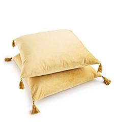 "2-Pk. Gianna 20"" x 20"" Decorative Pillow Collection"