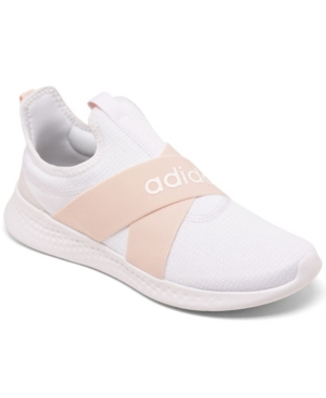 adidas Women s Puremotion Adapt Slip On Casual Sneakers from Finish Line E565