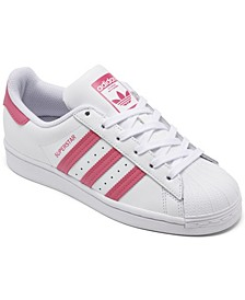 Kids Superstar Casual Sneakers from Finish Line
