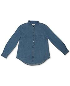 Boyfriend Shirt, Created for Macy's