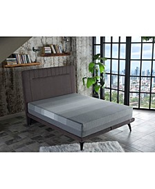 Collection X Silence Gel-Infused Memory Foam Mattress- King