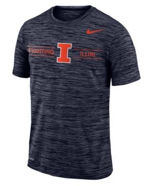 Nike Illinois Fighting Illini Men's Legend Velocity T-Shirt