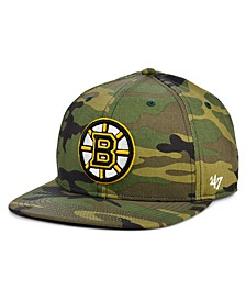 Boston Bruins Grove Captain Cap