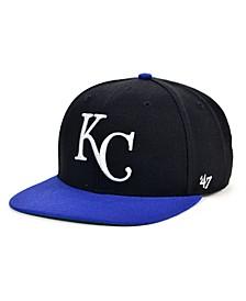 Kansas City Royals Coop Shot Snapback Cap