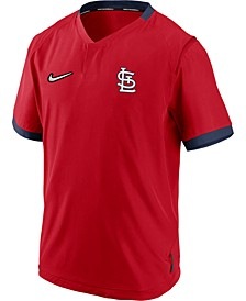 St. Louis Cardinals Men's Authentic Collection Hot Jacket