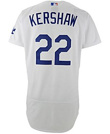 Los Angeles Dodgers Men's Authentic On-Field Jersey Clayton Kershaw