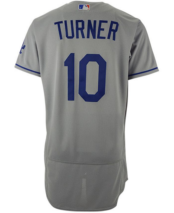Nike Men's Los Angeles Dodgers Authentic On-Field Jersey Justin ...