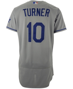 Nike Men's Los Angeles Dodgers Authentic On-Field Jersey Justin Turner