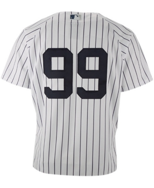 Nike Men's New York Yankees Authentic On-Field Jersey Aaron Judge