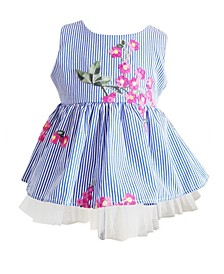 Baby Girls Stripe Dress