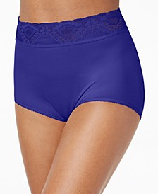 Lacy Skimp Skamp Brief Underwear 2744