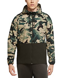 Men's Dri-FIT Flex Camo Jacket