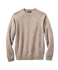 Men's Shetland Crew Sweater