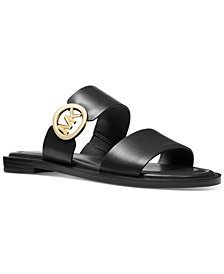 Michael Michael Kors Summer Flat Sandals