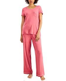 Women's Ultra-Soft Pajama Set, Created for Macy's