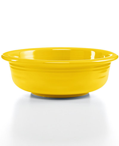 Fiesta Sunflower 1 Quart Large Serving Bowl Sunflower