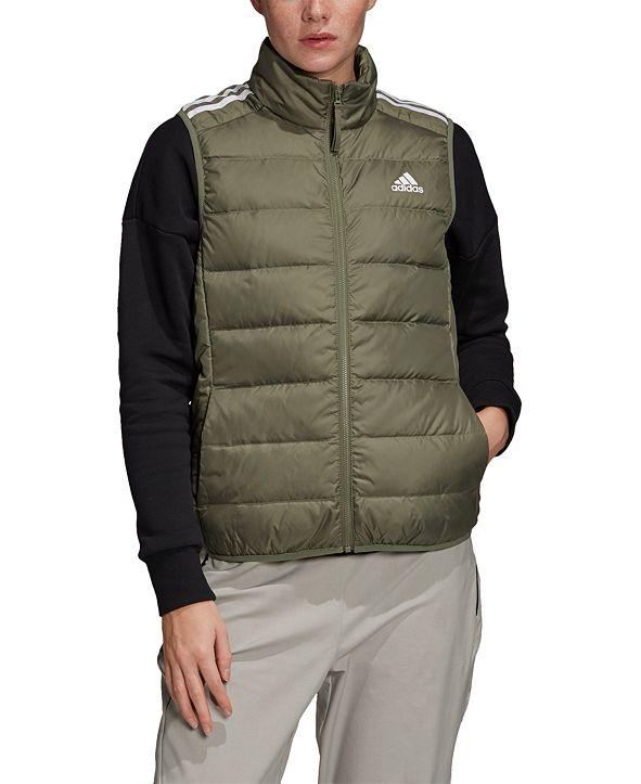 adidas Women's Essentials Water-Repellent Insulated Vest
