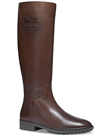 Women's Fynn Wide-Calf Riding Boots