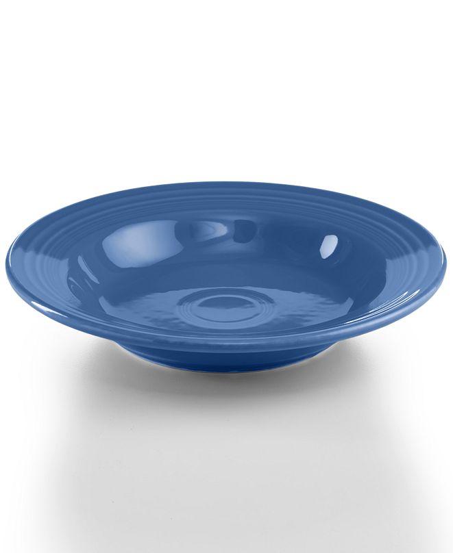 Fiesta Lapis 13.25 oz. Rim Soup Bowl