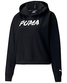 Plus Size Modern Sports Hoodie