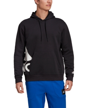 adidas Men's Big Badge of Sport Boxy Hoodie