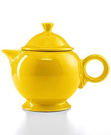 Fiesta 44 oz. Sunflower Teapot