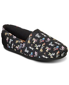 Women's BOBS Plush - Doggie Daycare Slip-On Casual Sneakers from Finish Line