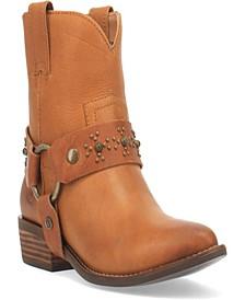 Women's Silverada Leather Bootie