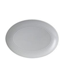 """by Royal Doulton Maze 13"""" Oval Platter"""