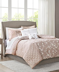 Aurelia 9-Pc. California King Comforter Set