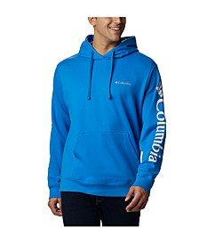 Men's Viewmont II Logo Graphic Sleeve Hoodie