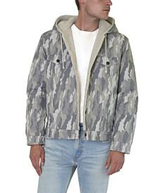 Men's Hooded Trucker T10 Jacket