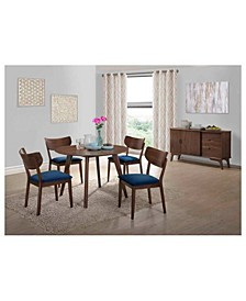 Rosie 5 Piece Dining Set