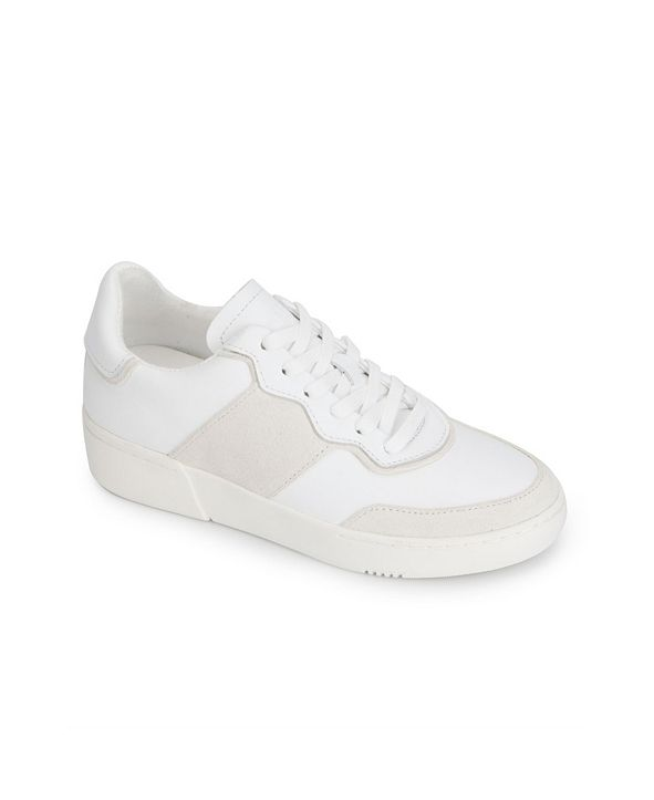 Kenneth Cole New York Women's Kam Court Lace up Sneaker