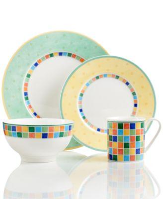 Dinnerware, Twist Alea Oval Platter, 13 1/4