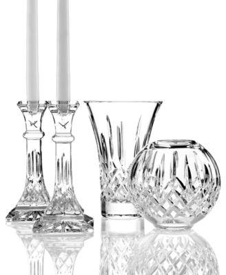 Gifts, Lismore Vase 8
