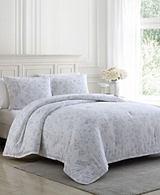 Fawna Full/Queen Comforter Set