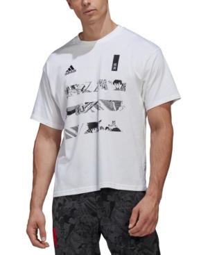 adidas Captain Tsubasa 3-Stripes Soccer T-Shirt