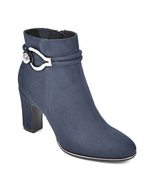 Breezy Dress Bootie