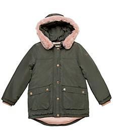 Big Girls Snorkel Jacket