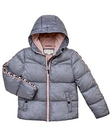 Big Girls Puffer Jacket