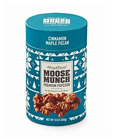 Moose Munch Cinnamon Maple Pecan Canister, 10oz