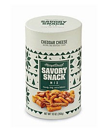 Cheddar Snack Mix Canister, 10oz
