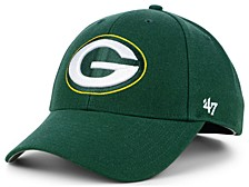 Green Bay Packers Kids Team Color MVP Cap